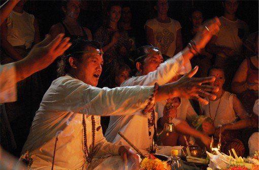 Agni Hotri Fire Ceremony