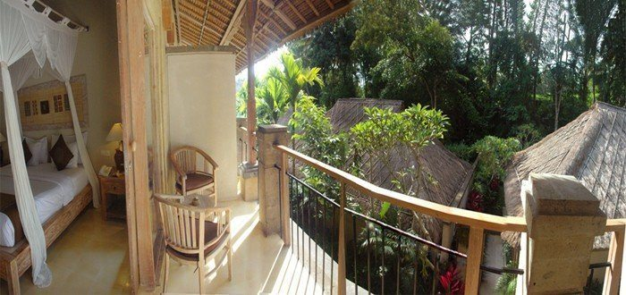 Coconut Suites near Ubud