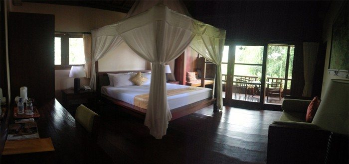 Traditional Cottages in Ubud