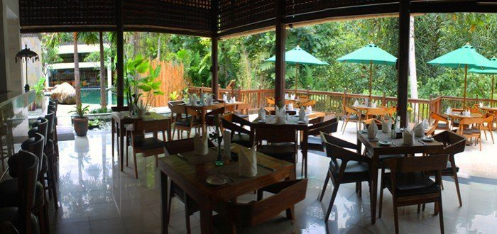 Rain Forest Views Resort near Ubud