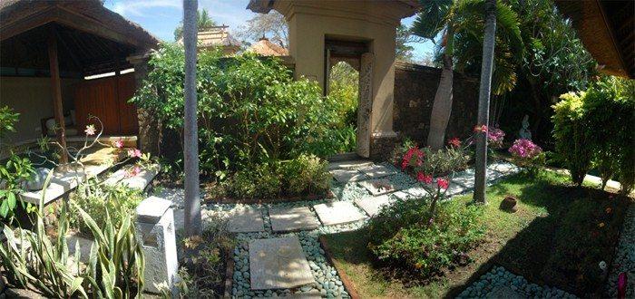 Bay View Resort in North Bali