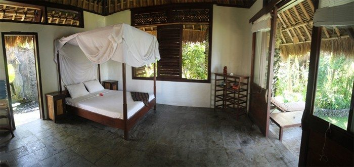 Sea Breeze Bungalows in East Bali