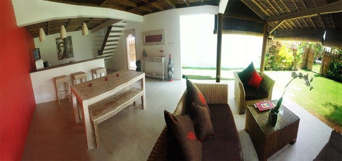Bungalow Villas in Canggu