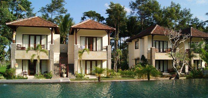 Ricefield Views Resort near Ubud