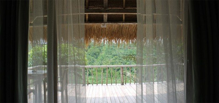 Mountain View Retreat north of Ubud