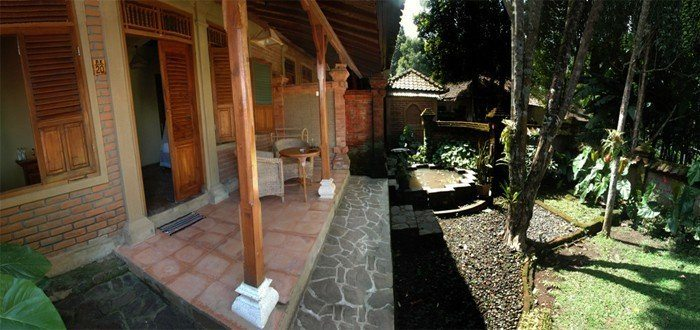 Northern Mountain Cottages in Bali