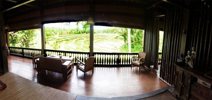 Paddy Field Cottages in West Bali