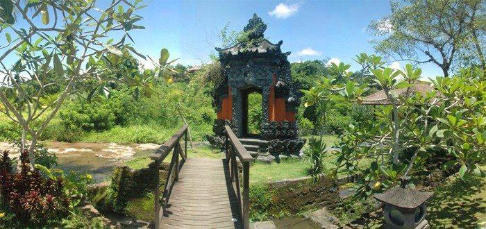 Riverside Cottages near Ubud