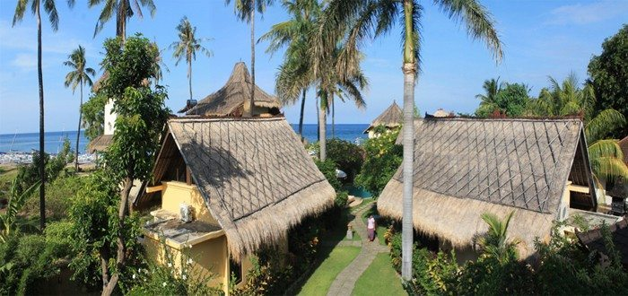 Beach Front Retreat Center in East Bali