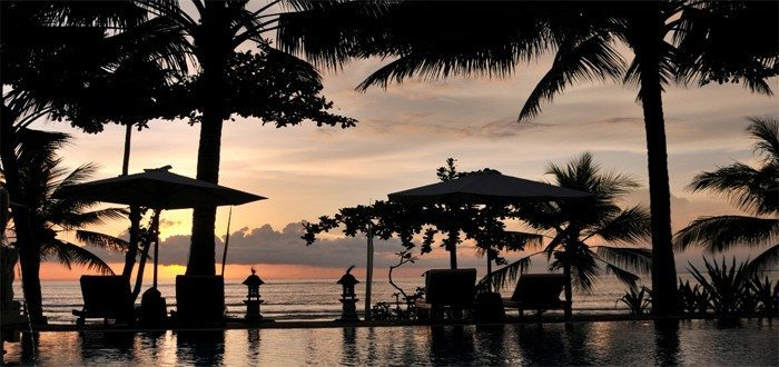 Seafront Resort in West Bali