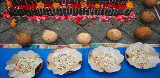 Havanam Fire Ceremony