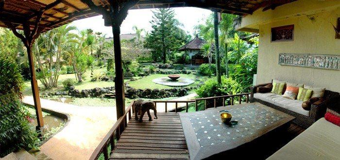 Traditional Balinese Resort near Gianyar