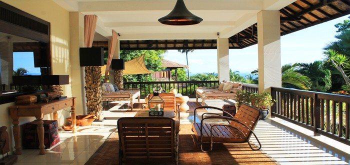 Villa Serenity in East Bali