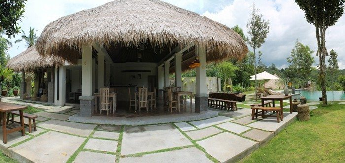 Mountain View Boutique Resort north Ubud