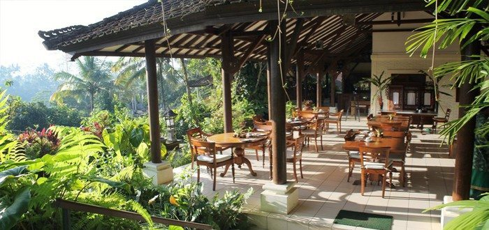 Valley View Villa near Ubud