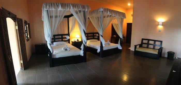 Nirvana Biru Resort in North Bali