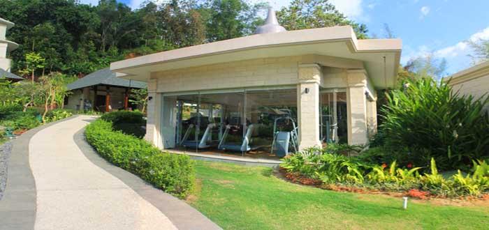 Kemewahan Mountain View Resort