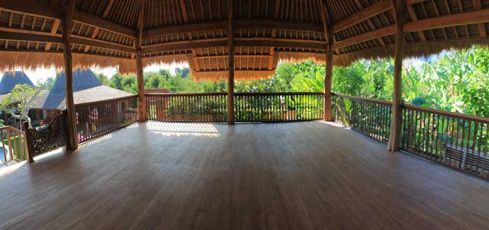 Matahari Boutique Retreat Center in North Bali