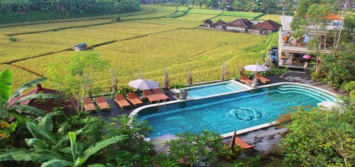 Soham Retreat Center near Ubud