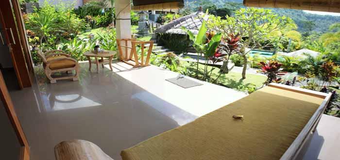 Tetap Alami in East Bali Terrace